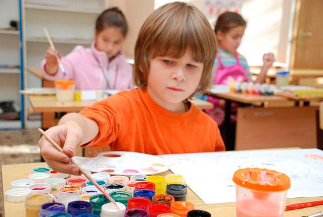 образовательная программа по живописи: